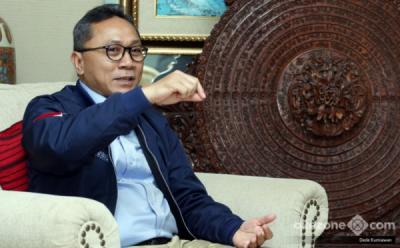Zulhas dan Hanafi Rais Diprediksi Bakal Bertarung Sengit di Kongres PAN