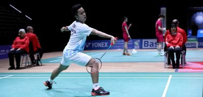Anthony Ginting Bicara Persiapannya Jelang Tampil di BWF World Tour Final 2019