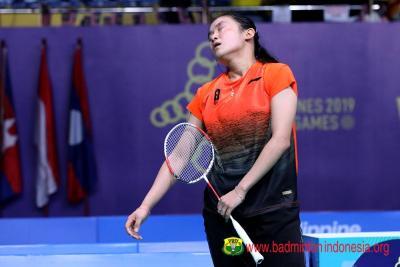 Campur Aduk Perasaan Ruselli Usai Raih Medali Perak di SEA Games 2019