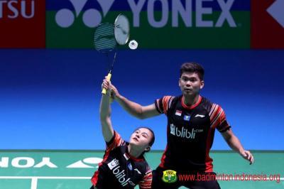 Undian Ganda Campuran di BWF World Tour Finals 2019 Dinilai Sulitkan Indonesia