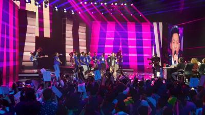 Juri Sebut Samuel Alami Perkembangan Signifikan di Indonesia Idol
