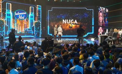 Nuca Sukses Lelehkan Hati Maia Estianty di Panggung Indonesian Idol 2019