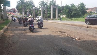 Rentetan Kecelakaan di Jalan GDC Depok hingga Merenggut Nyawa Ustadz Beben