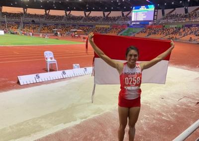 Usai Sabet Emas, Maria Londa Berencana Pensiun dari SEA Games