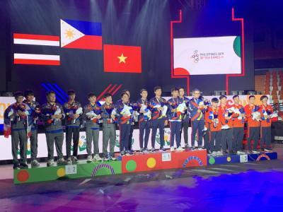 Filipina Keluar sebagai Juara Umum SEA Games 2019