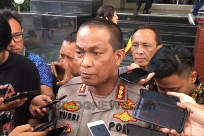 Polisi Akui Penangkapan 14 Mahasiswa Usai Demo di Depan Istana