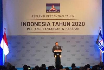 SBY Ingatkan Jokowi Pengangguran Penyebab Utama Arab Spring