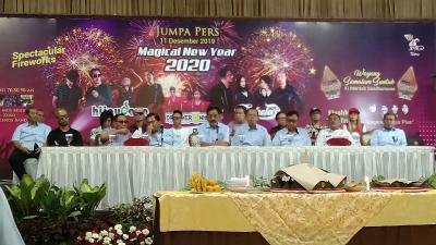 Bersama RCTI, TMII Gelar Pagelaran Musik Spektakuler di Malam Tahun Baru