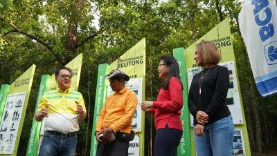Bukit Peramun Belitung, Desa Wisata Berbasis Digital