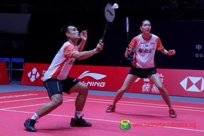 Hafiz Gloria Siap Tampil Habis-habisan di Laga Ketiga BWF World Tour Finals 2019