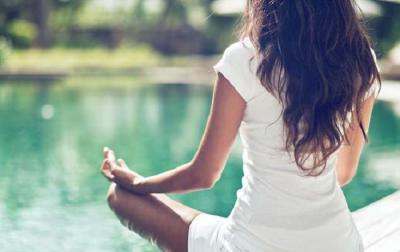 Rentan Stres, Masyarakat Urban Diajak Meditasi