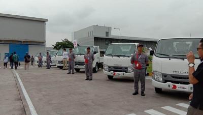 Hingga Akhir 2020, Isuzu Astra Motor Targetkan Ekspor 6.000 Unit