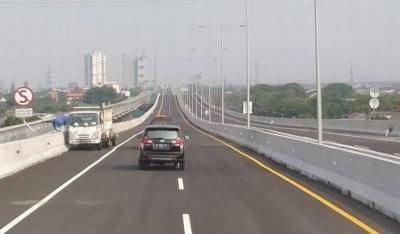 Menunggu Pembersihan, Jalan Tol Layang Japek Baru Bisa Digunakan Mulai 20 Desember