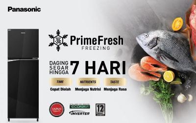 Keunggulan Kulkas dengan Teknologi Prime Fresh
