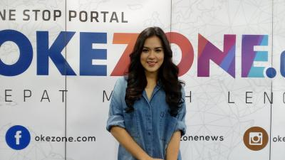 Raisa Terima Penghargaan di I Fashion Festival & The Masterpiece 2019