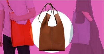 Tas Unik dari Kulit Gandum yang Ramah Lingkungan, Dijual Rp14 Juta