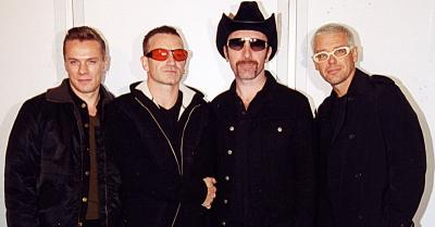 Gelar Konser di Korea, Grup Band U2 Tampilkan Wajah Mendiang Sulli