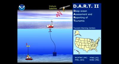 Detektor Tsunami Generasi Baru Meluncur