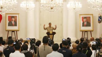 Anies Sebut Integrasi Transportasi Solusi Atasi Polusi Jakarta