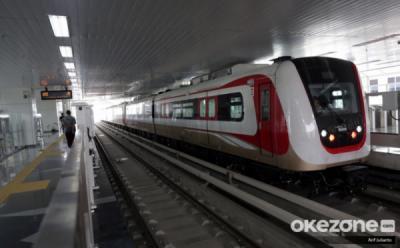 Pemprov DKI Akan Bangun LRT Rute Pulogadung-Kebayoran Lama