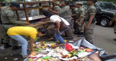 DPRD DKI: Masalah PKL di Kota Tua Harus Diselesaikan Lintas SKPD