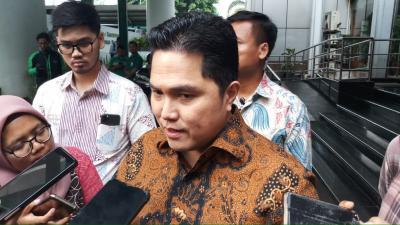 Erick Thohir Pertanyakan Universitas Pertamina: Ngapain?