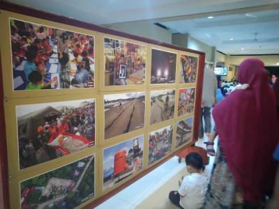 Warga Aceh di Jakarta Kenang Tragedi Tsunami dan Gempa Pidie Jaya