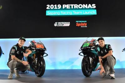 Masa Bulan Madu Petronas Yamaha di MotoGP Sudah Berakhir