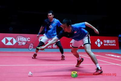 Jadwal Wakil Indonesia di Partai Puncak BWF World Tour Finals 2019
