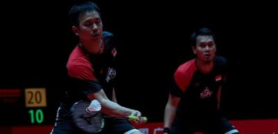 Rekor Pertemuan Ahsan Hendra vs Endo Watanabe, Siapa Unggul?