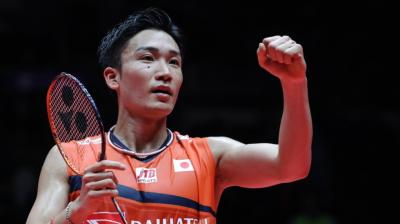Juara BWF World Tour Finals 2019, Momota Pecahkan Rekor Lee Chong Wei