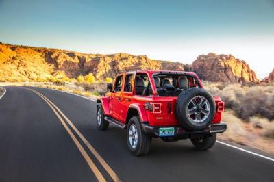 Jeep Siapkan Teknologi untuk Elektrifikasi Modelnya Mulai 2022