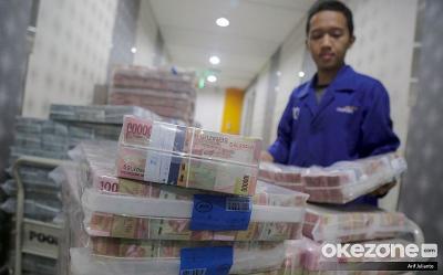 Naik Lagi, Utang Luar Negeri Indonesia Tembus Rp5.608 Triliun