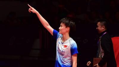 Chen Yufei Beberkan Kunci Sukses Jadi Kampiun di BWF World Tour Finals 2019