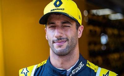 Dikaitkan dengan Ferrari, Ini Tanggapan Ricciardo