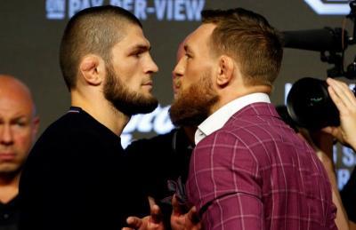 McGregor Sebut Rematch Kontra Khabib Berpotensi Terjadi pada April