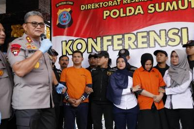 Terungkap dalam Rekonstruksi, Zuraida Hanum Sempat Ubah Skenario Pembunuhan Hakim PN Medan