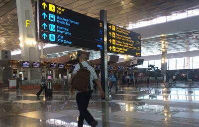 Tengok Kelengkapan Fasilitas Terminal 3 Soetta, Menparekraf Wishnutama: Tak Kalah dari Bandara di AS