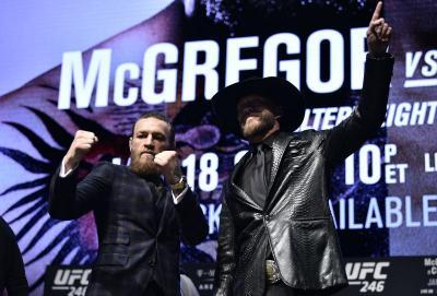 McGregor Buat Cerrone Dapat Kontrak Baru