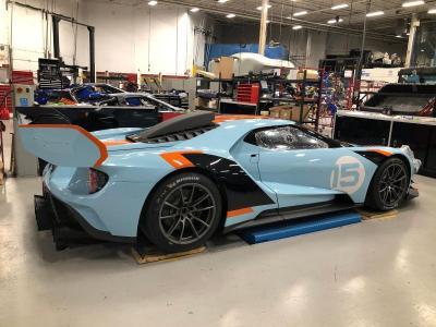 Terungkap, Supercar Ford GT Seharga Rp16 Miliar Pesanan Petinggi Google