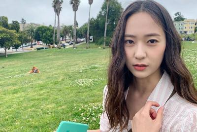 Krystal f x  Diincar Dampingi Jang Dong Yoon di Drama Militer OCN, Search