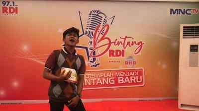 RDI 97.1 FM Gelar Audisi Perdana Bintang RDI di Bekasi