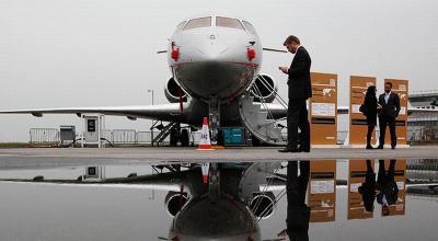 Rolls-Royce Perkirakan Ada 37.000 Pesawat Komersial Baru Pada 2040