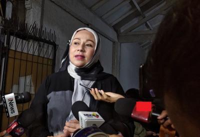 Momen Berkesan Camelia Malik Bersama Mendiang Ade Irawan