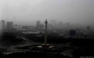 Hujan Diprediksi Kembali Guyur Jakarta pada Siang Ini