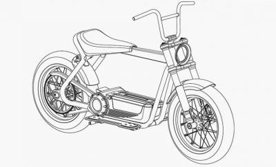 Intip Sosok Motor Skuter Harley Davidson Siap Meluncur Tahun Ini