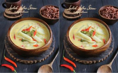 Resep Makan Siang dengan Lodeh Labu Siam, Praktis dan Lezat!