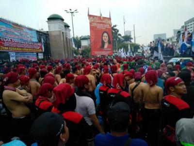 DPR Janji Libatkan Buruh Bahas Omnibus Law Cipta Lapangan Kerja