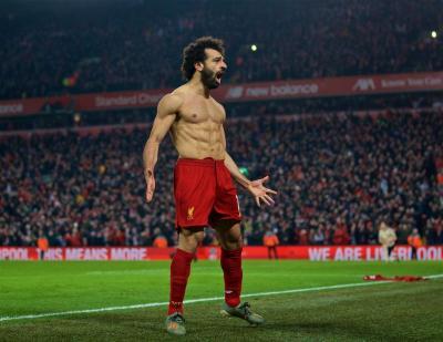 Gol Salah Pastikan Liverpool Menang 2-0 atas Man United