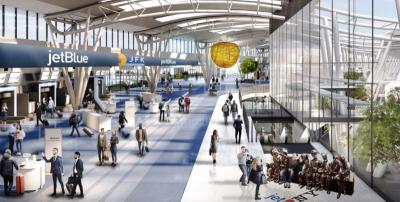 Siaga Wabah Virus Corona, 3 Bandara di Amerika Skrining Penumpang